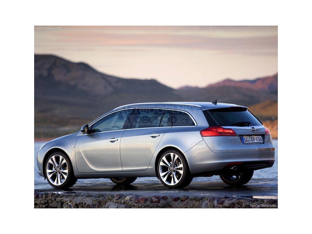 2010 Opel Insignia Универсал ф…