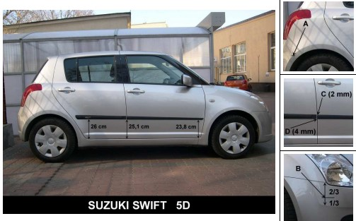 Suzuki swift 05