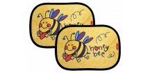 Clona na boční okno elektrostatik 2 ks HONEY BEE