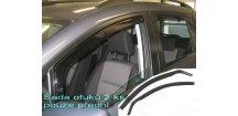 Ofuky oken Mitsubishi Colt 3-dvéř. 2005-2012