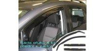Ofuky oken Mitsubishi Lancer 2000-2007 (+zadní) Sedan