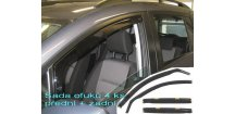 Ofuky oken Mitsubishi Pajero Pinin 1999-2007 (+zadní)