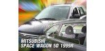 Ofuky oken Mitsubishi Space Wagon 1998-2004 (+zadní)