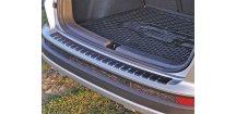 Kryt prahu pátých dveří Seat Ateca 2016-2017 • nerez s karbonem