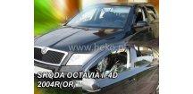 Ofuky oken Škoda Octavia II 2004-2012 (+zadní) htb