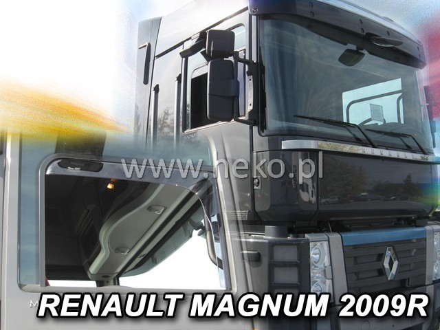 Heko Ofuky oken Renault Midlum sada 2 ks