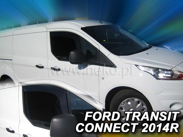 Heko Ofuky oken Ford Transit Connect 2014- sada 2 ks