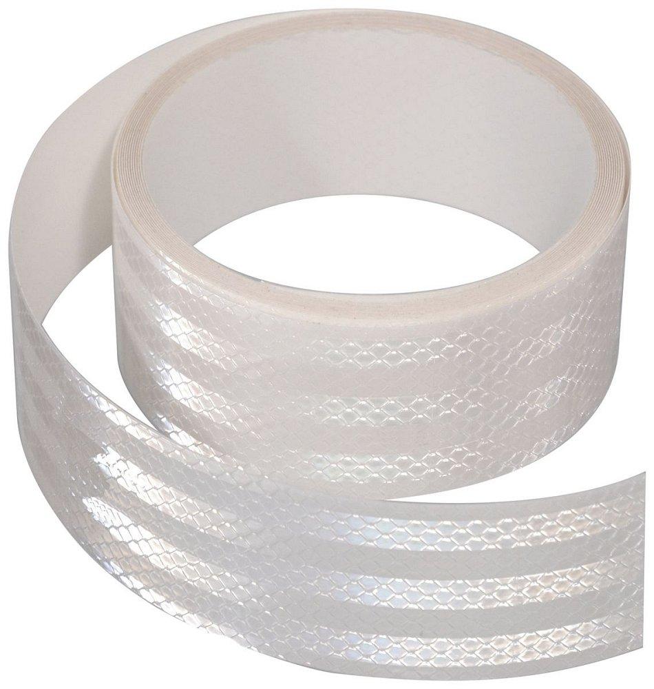Compass Samolepící páska reflexní 1m x 5cm bílá