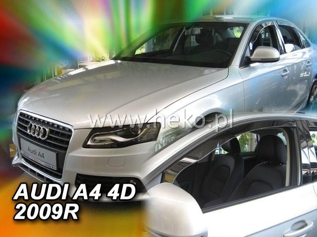 Heko Ofuky oken Audi A4 2009- sada 2 ks