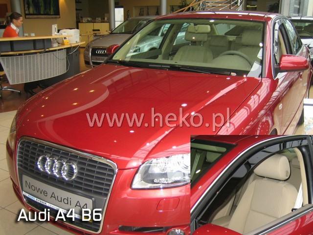 Heko Ofuky oken Audi A4 B6 2002- sada 2 ks