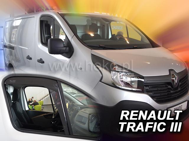 Heko Ofuky oken Renault Trafic III 2014- sada 2 ks