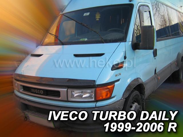 Heko Deflektor kapoty Iveco Turbo Daily 99--06