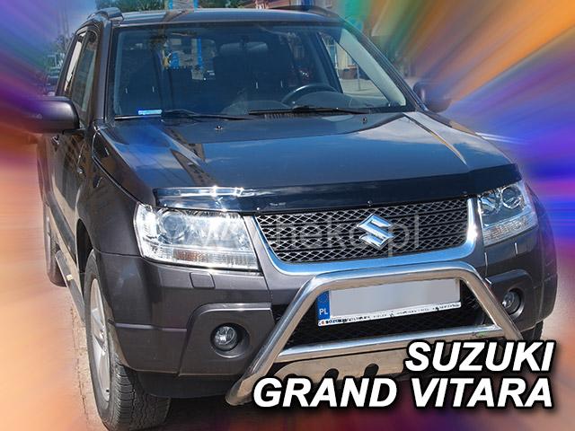 Heko Deflektor kapoty Suzuki Grand Vitara 2005-