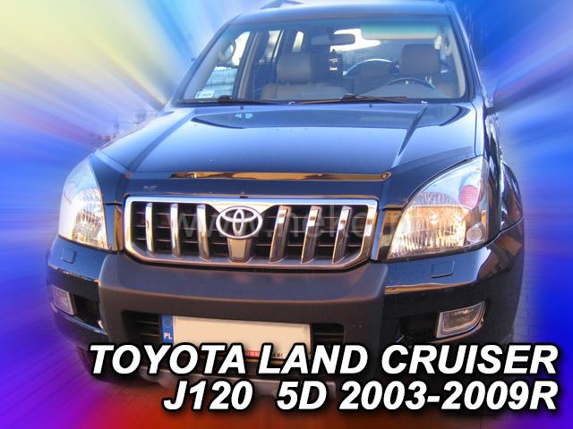 Heko Deflektor kapoty Toyota Land Cruiser J120 03--09