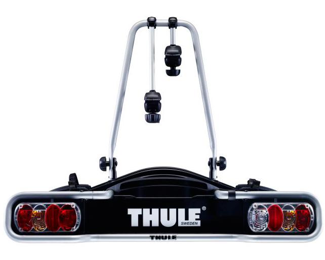 Nosič kol na tažné zařízení Thule EuroRide 940 (pro 2 kola)