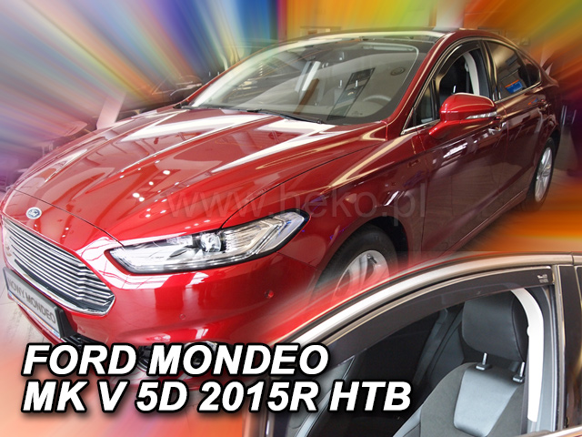 Heko Ofuky oken Ford Mondeo 2015- htb/combi sada 2 ks