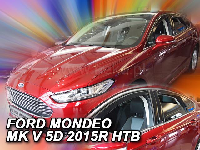 Heko Ofuky oken Ford Mondeo 2015- (+zadní) htb sada 4 ks