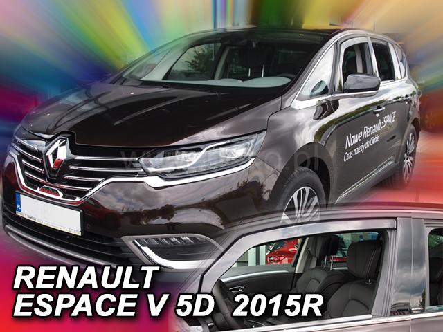 Heko Ofuky oken Renault Espace V 2014- sada 2 ks
