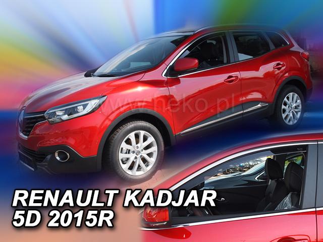 Heko Ofuky oken Renault Kadjar 2015- sada 2 ks
