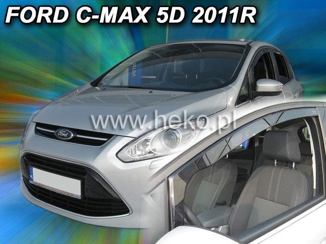Heko Ofuky oken Ford Focus C-Max 2011- sada 2 ks