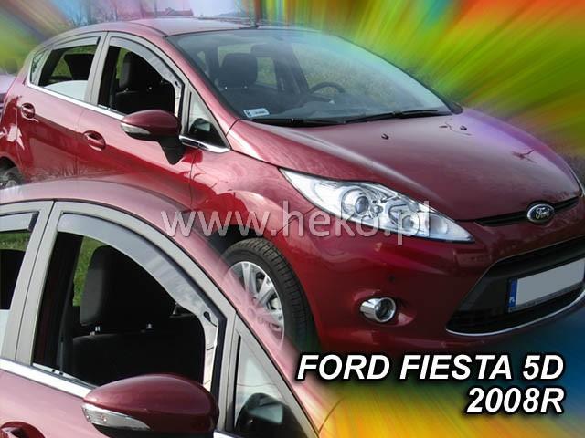 Heko Ofuky oken Ford Fiesta 2008- sada 2 ks