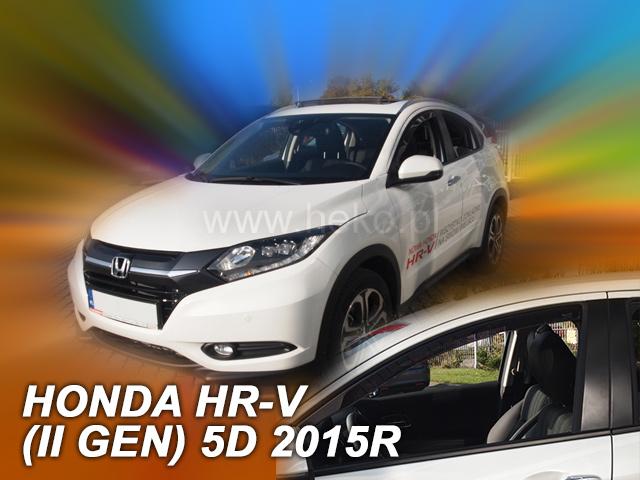 Heko Ofuky oken Honda HR-V II 2015- sada 2 ks