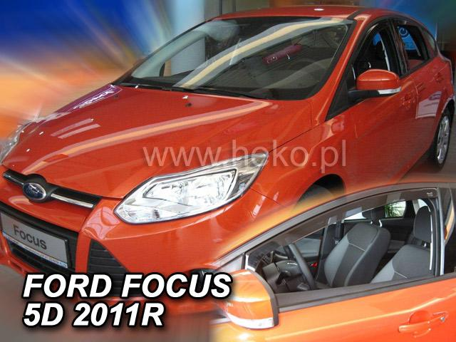 Heko Ofuky oken Ford Focus III 2011- sada 2 ks
