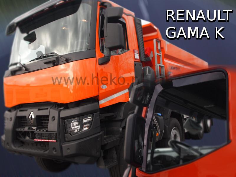 Ofuky oken Renault Gama K 2014-2017