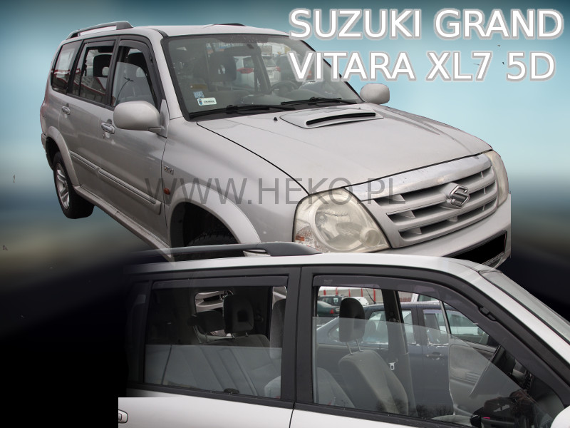 Ofuky oken Suzuki Grand Vitara XL7 1998-2004 (+zadní)