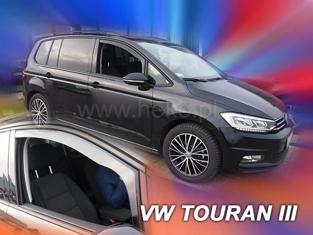 Ofuky oken VW Touran III 2015-2017