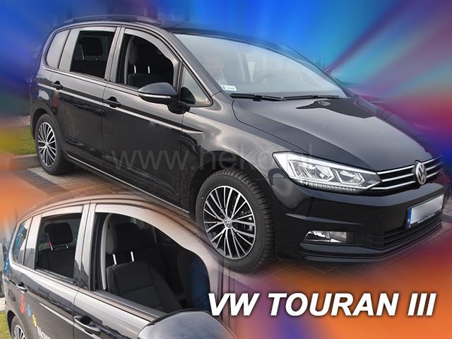 Ofuky oken VW Touran III 2015-2017 (+zadní)