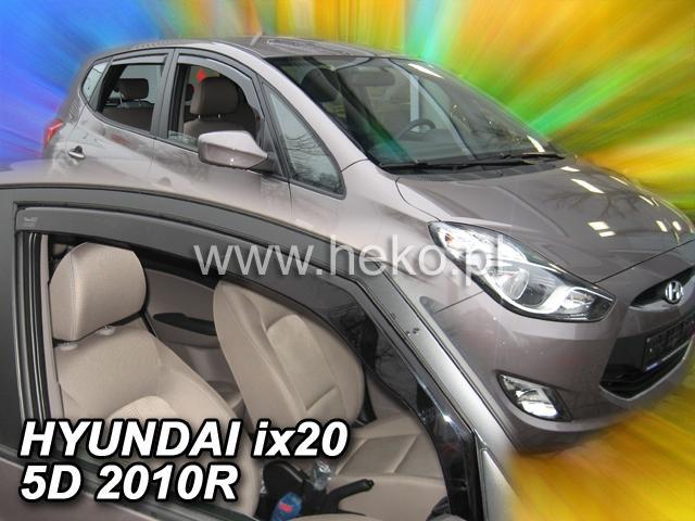Heko Ofuky oken Hyundai ix20 2010- sada 2 ks