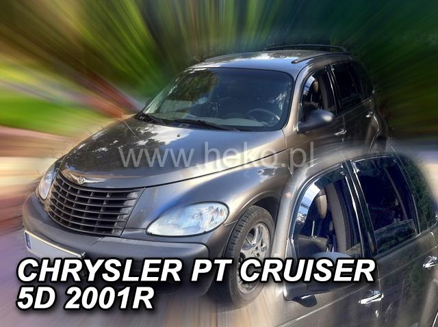 Heko Ofuky oken Chrysler PT Cruiser 2001- sada 2 ks