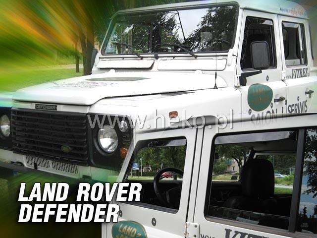 Heko Ofuky oken Land Rover Defender 1989- sada 2 ks