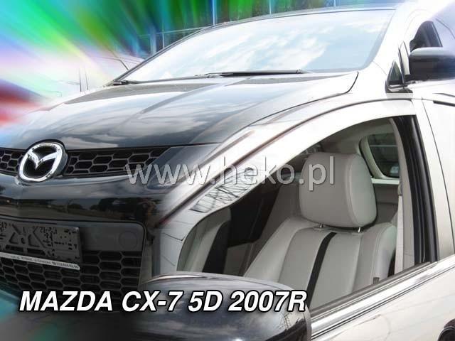 Heko Ofuky oken Mazda CX-7 2006- sada 2 ks