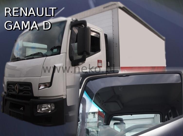 Ofuky oken Renault Gama D (kabina 2,0 m) 3,5-7,5t 2014-2017