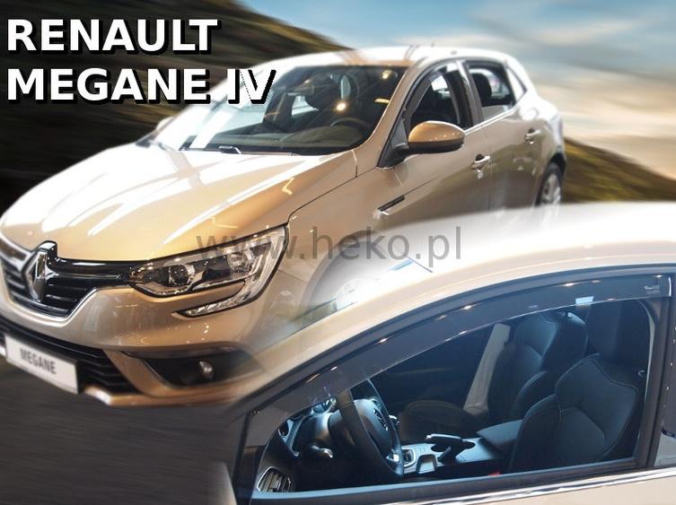 Ofuky oken Renault Megane IV 2016-2017