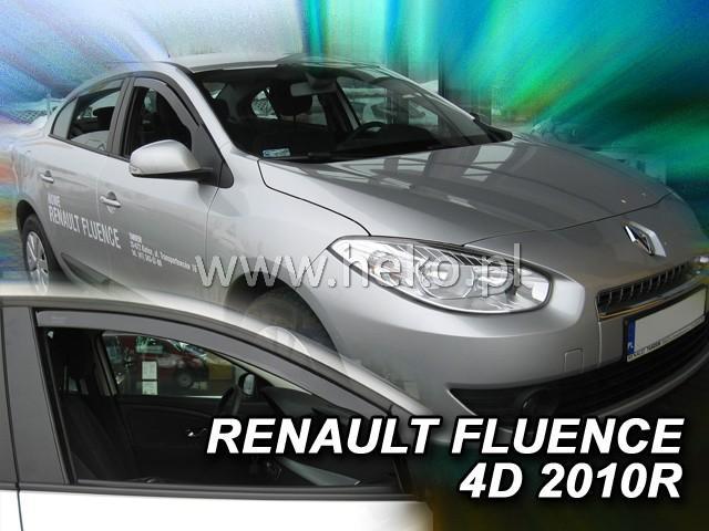 Heko Ofuky oken Renault Fluence 2010- sada 2 ks
