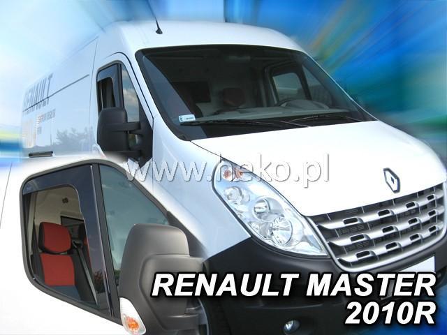 Heko Ofuky oken Renault Master 2010- sada 2 ks