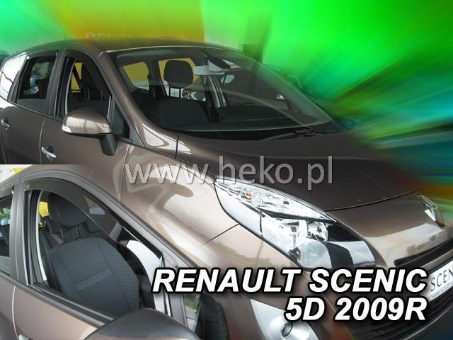 Heko Ofuky oken Renault Scenic 2009- sada 2 ks
