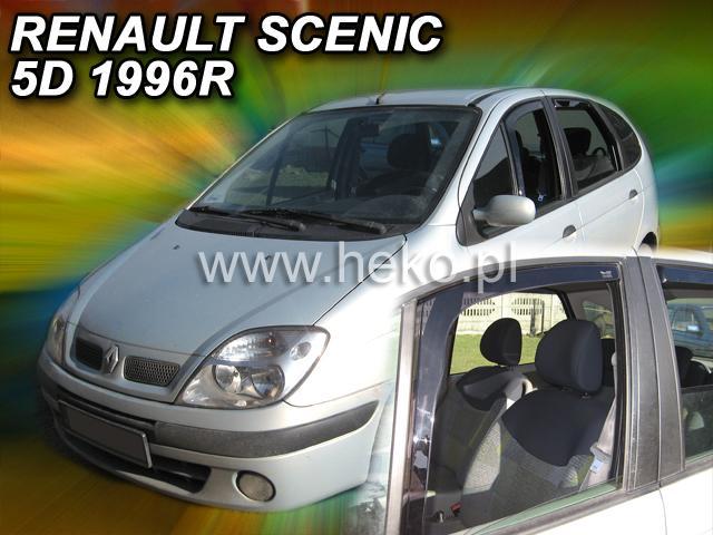 Heko Ofuky oken Renault Scenic 96--02 sada 2 ks