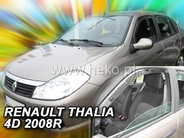 Heko Ofuky oken Renault Thalia II 2008- sada 2 ks