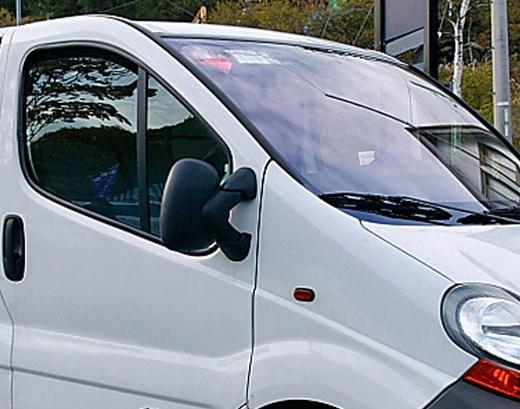 Heko Ofuky oken Renault Trafic 2001- sada 2 ks