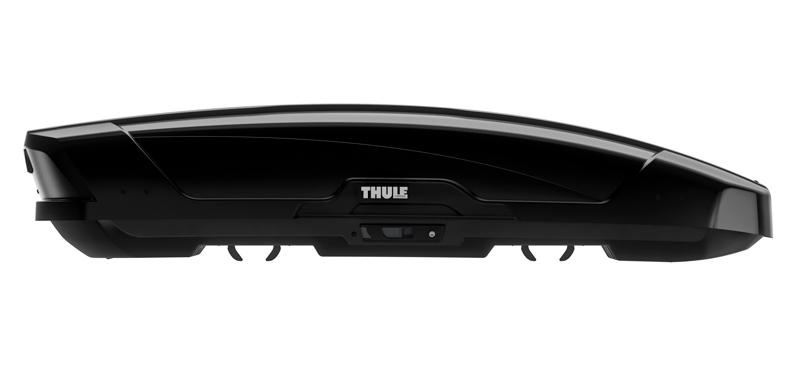 Střešní box Motion XT Sport Thule černý lesklý