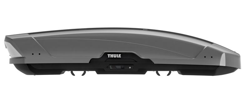 Střešní box Motion XT XL Thule titanový lesklý