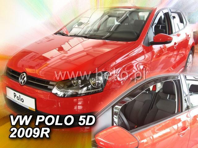 Heko Ofuky oken Volkswagen VW Polo 2009- sada 2 ks