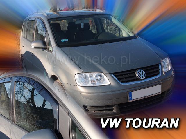 Heko Ofuky oken Volkswagen VW Touran 2003- sada 2 ks