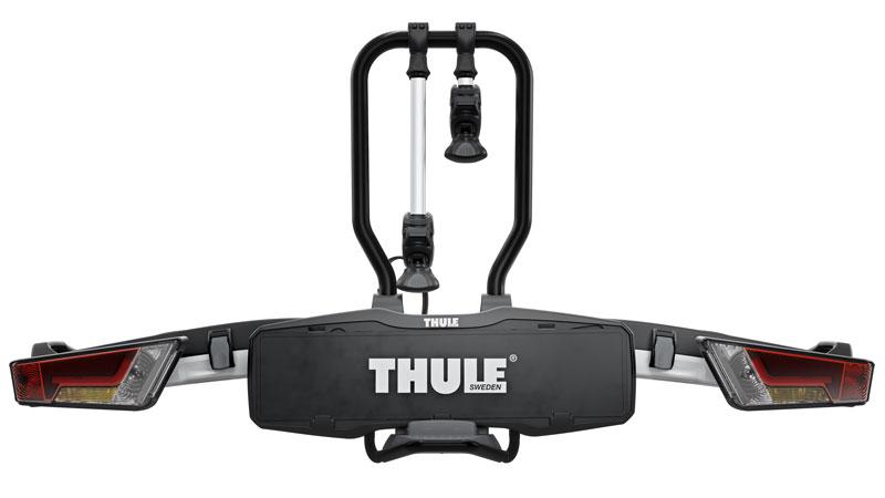 Nosič kol na tažné zařízení Thule EasyFold XT 933 pro 2 kola