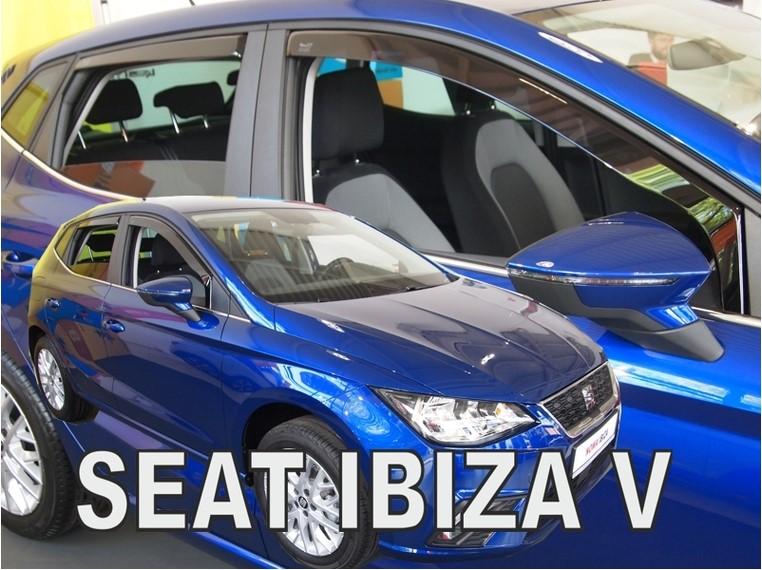 Ofuky oken Seat Ibiza V 2017- (+zadní)