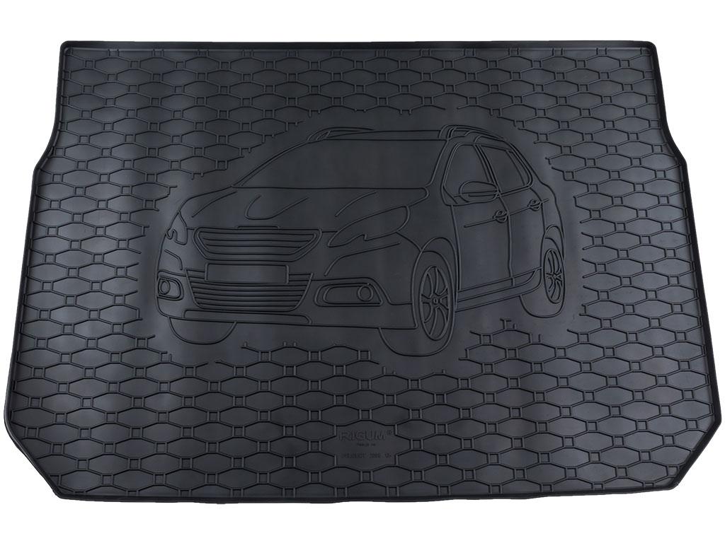Vana do kufru Peugeot 2008 2013-2017 gumová